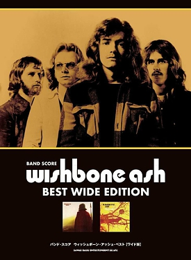 [Wishbone Ash - Best Wide Edition cover art]