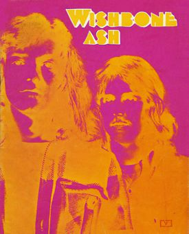 [Wishbone Ash - Song Book cover art]