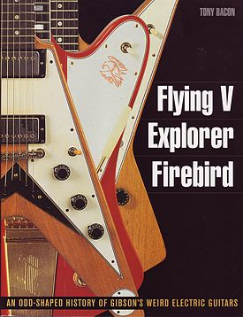 [Flying V - Explorer - Firebird, front]
