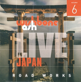 [Road Works, volume 6 front cover]