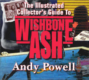 [The Illustrated Collector's Guide to Wishbone Ash cover art]